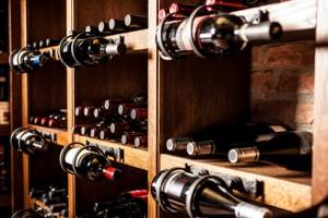 Cave de grands vins