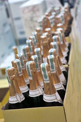 Les Grandes Maisons De Champagne à La Conquête De L'Inde
