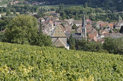 Placer Son Argent Dans De Grands Bourgogne