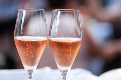 Le Champagne Rosé De Dom Pérignon Illustré Par Jeff Koons