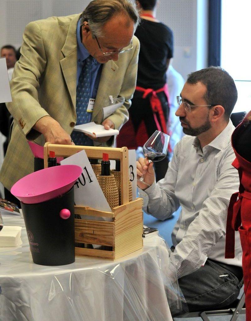Vinexpo 2013 - Bilan Du Marché Du Vin 25