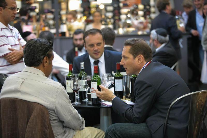 Vinexpo 2013 - Bilan Du Marché Du Vin 39