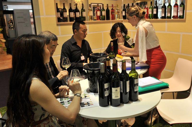 Vinexpo 2013 - Bilan Du Marché Du Vin 73