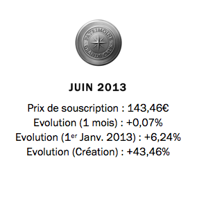 Rapport Juin 2013