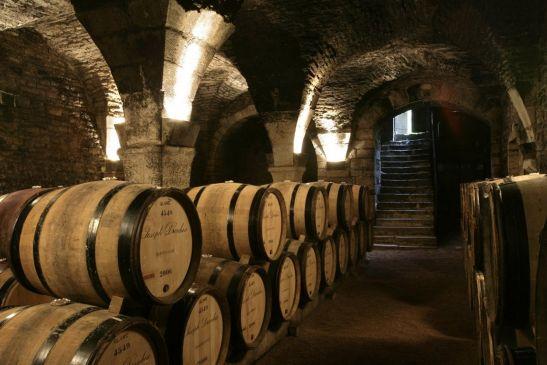 Vente de vins de la maison Joseph Drouhin