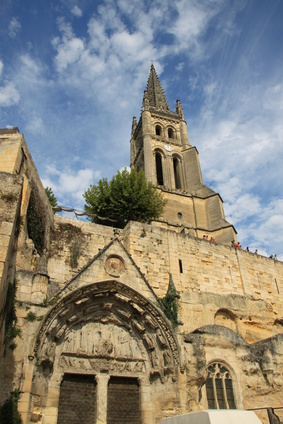 Saint-Emilion grande appellation de Bordeaux