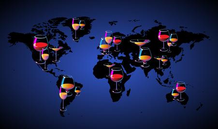 Les USA Deviennent Le Pays Le Plus Consommateur De Vin Au Monde