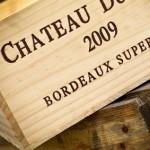 Les vins de Bordeaux 2009 : un investissement fiable