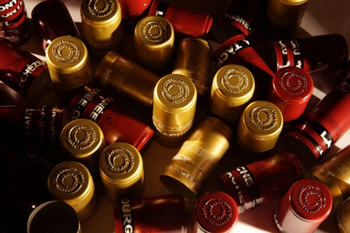 Les bouteilles de la Romanée Conti