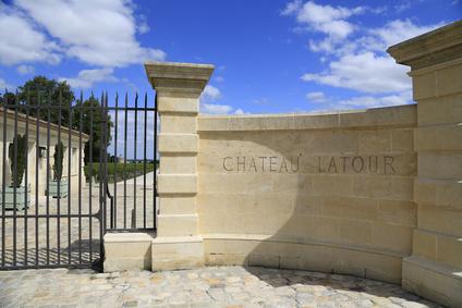 Le château Latour sera--il pionnier pour la campagne de Primeurs ?