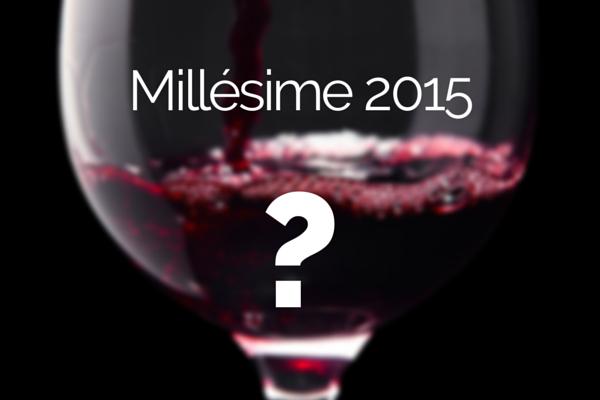 Le millésime de Bordeaux 2015 sera-t-il exceptionnel ?