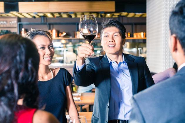 Les vins français à la conquête de la Corée et du Vietnam
